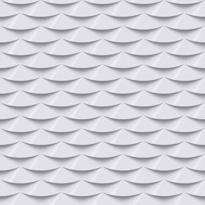 Fototapete Weiß nahtlose Fliese strukturierte Platte • Pixers® - Wir ...