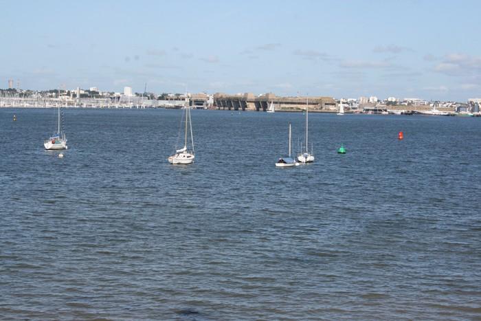 Papier Peint L Ancienne Base Sous Marine De Lorient Morbihan