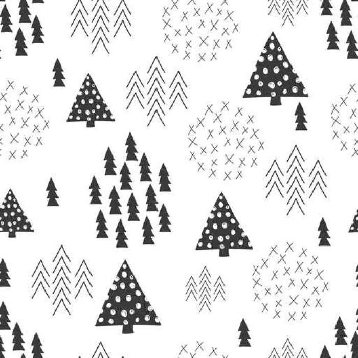 Leinwandbild nahtlose skandinavischen stil einfache for Einfache leinwandbilder