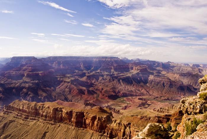 Vinylová Tapeta Krajina Grand Canyon. Arizona. USA. - Amerika