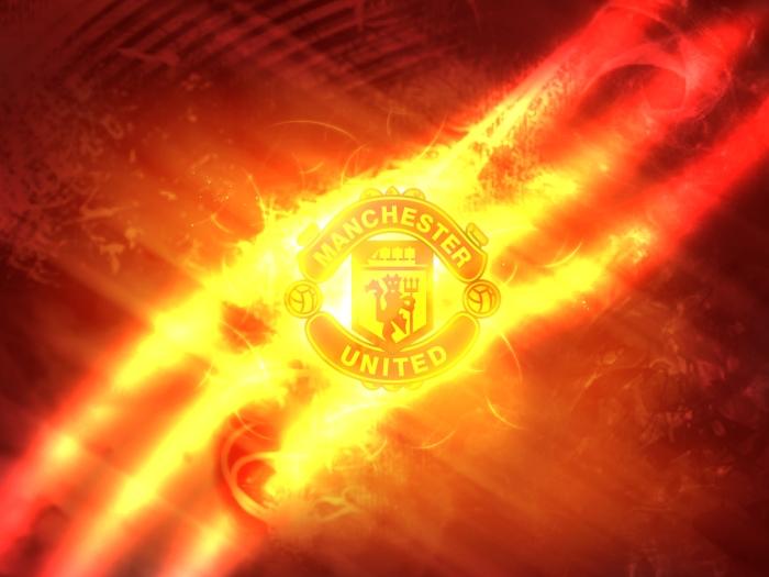 Vinylová fototapeta Manchester United - Vinylová fototapeta