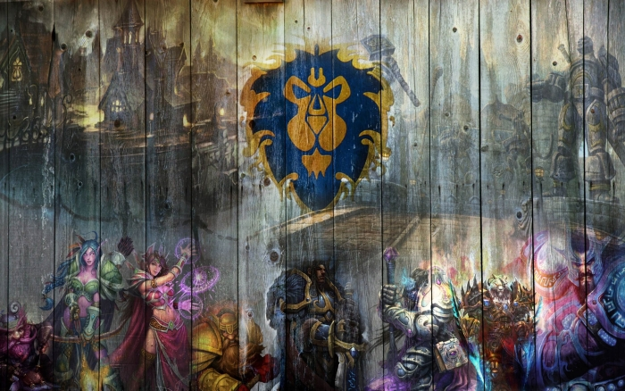 World of Warcraft Wall Mural • Pixers® • We live to change