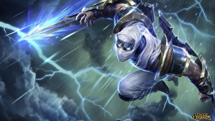 Zed - League of Legends Wall Mural • Pixers® • We live to change